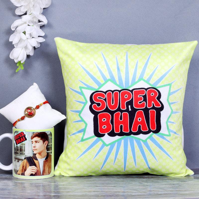 Super Bhai Rakhi Surprise