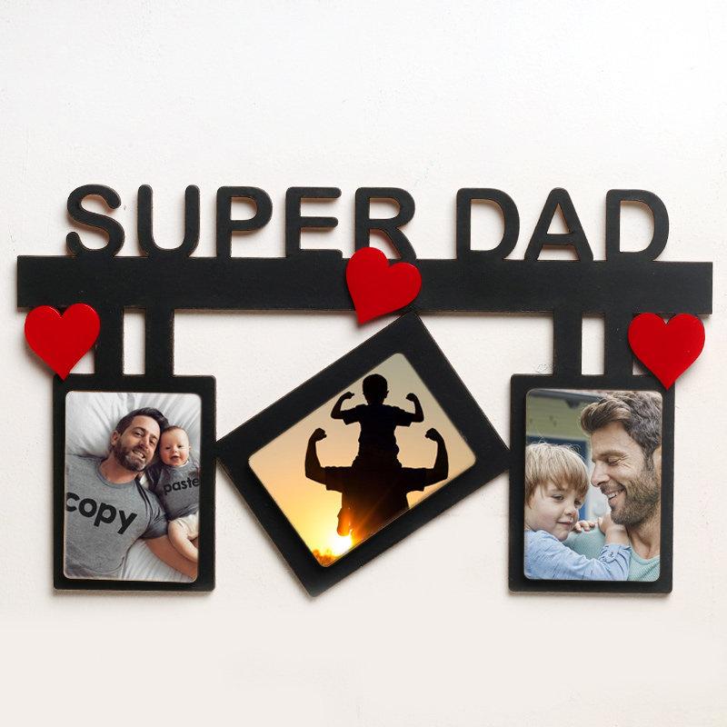 Super DAD Wall Hanging Frame