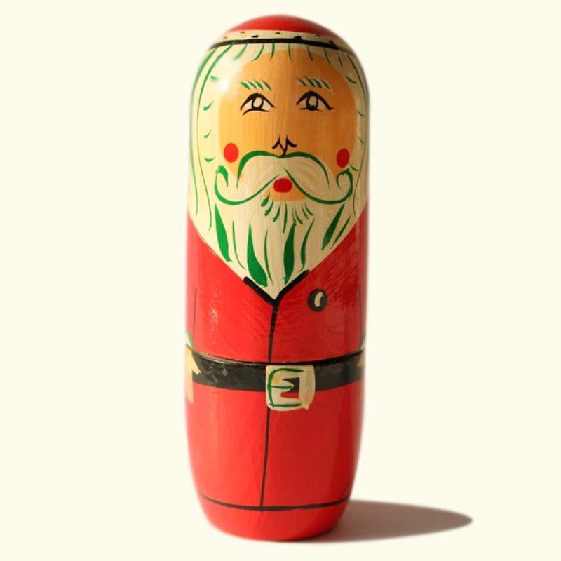 Surprise Santa Toys