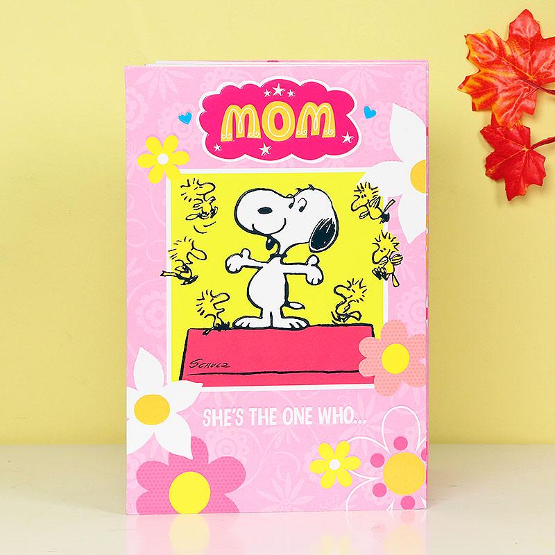 Beautiful Love Card for Mom