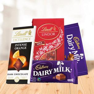 Sweet Chocolate Gift