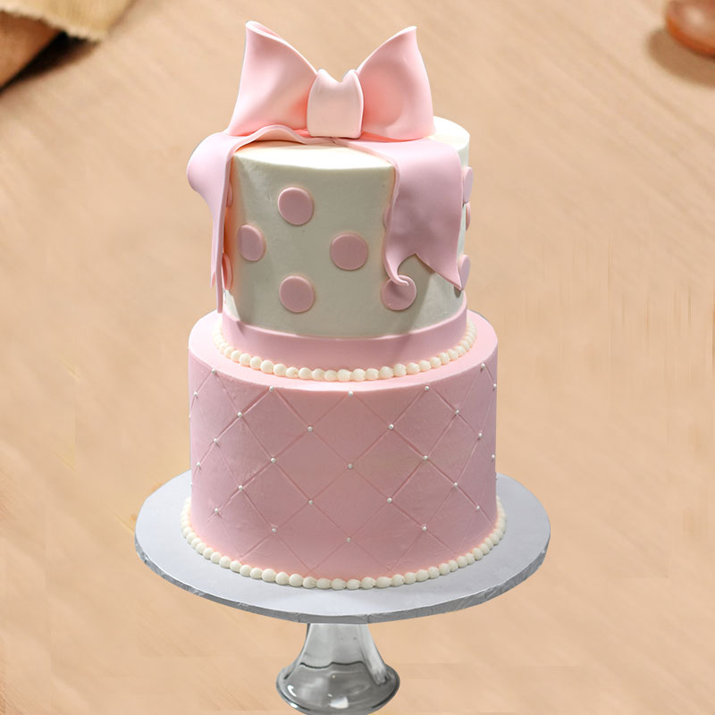 2 Tier Party Cake