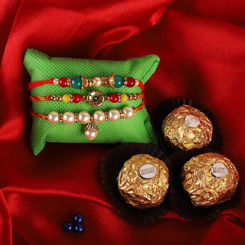 Sweet N Simple Rakhi Pack