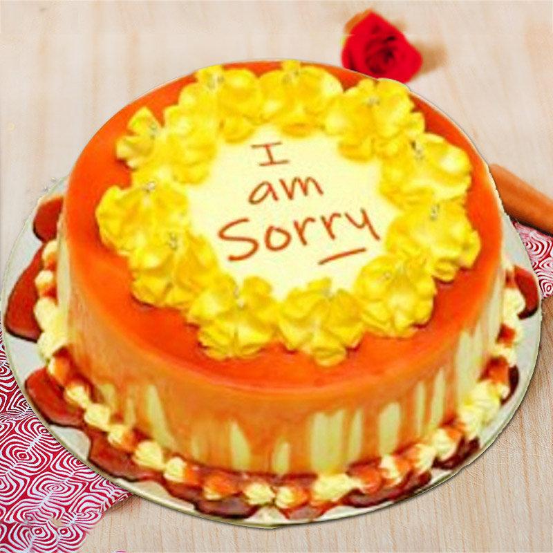 Tasty Apology Cake