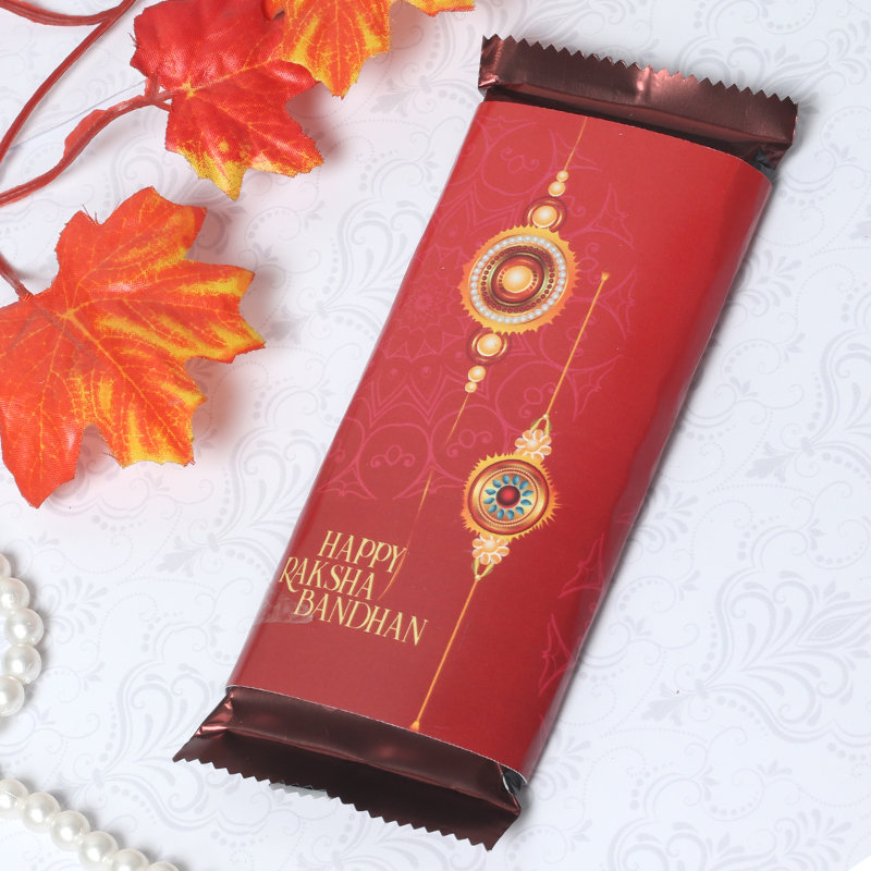 2nd product in Rakhi with Mug and Chocolate