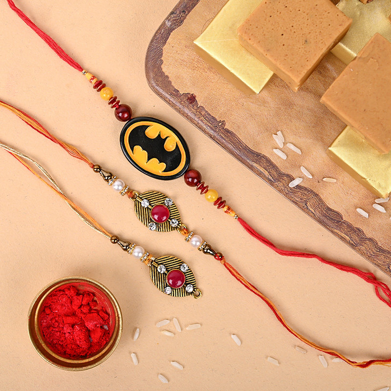 Order Rakhi With Sweets Online For Your Family