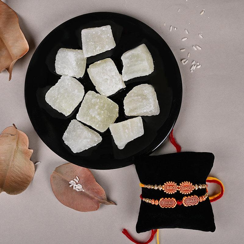 Sweetness Overload Rakhi Pack