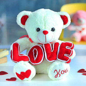 Teddy for Valentines Day