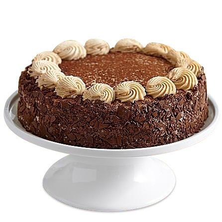 Tempting Tiramisu Cake - Tiramisu Cake