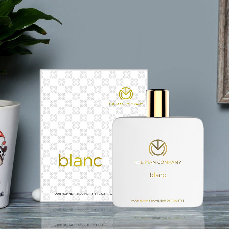The Blanc Perfume - Blanc EDT - 100 ML