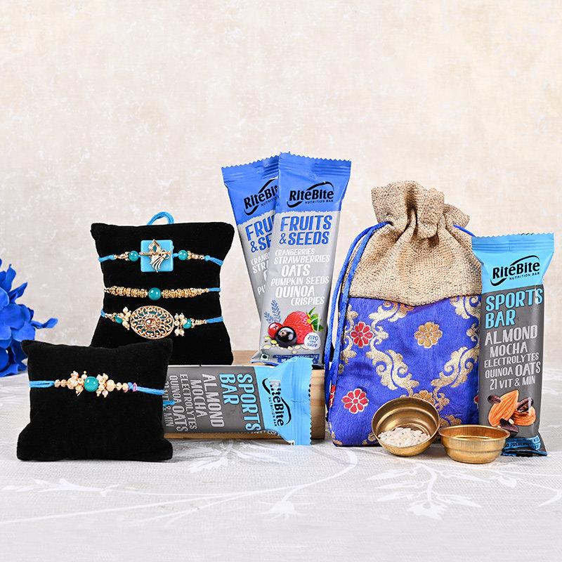 The Healthy Rakhi Pack