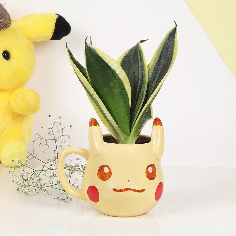 The Pikachu : Air Purifying
