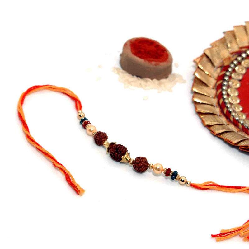 The Rudraksha Rakhi