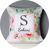 Personalised Cushions & Pillows