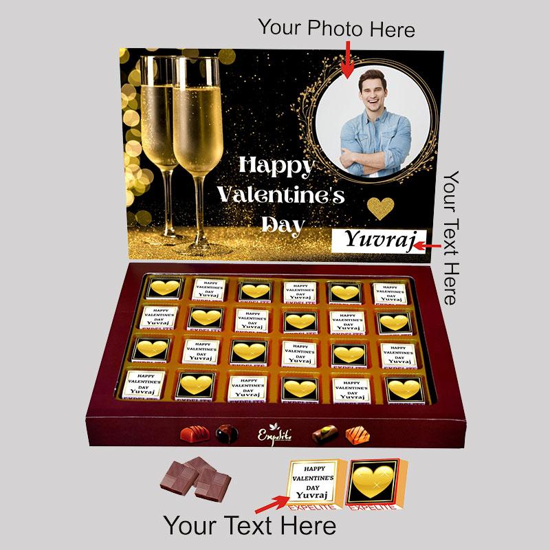 Tipsy Chocolaty Valentines Day