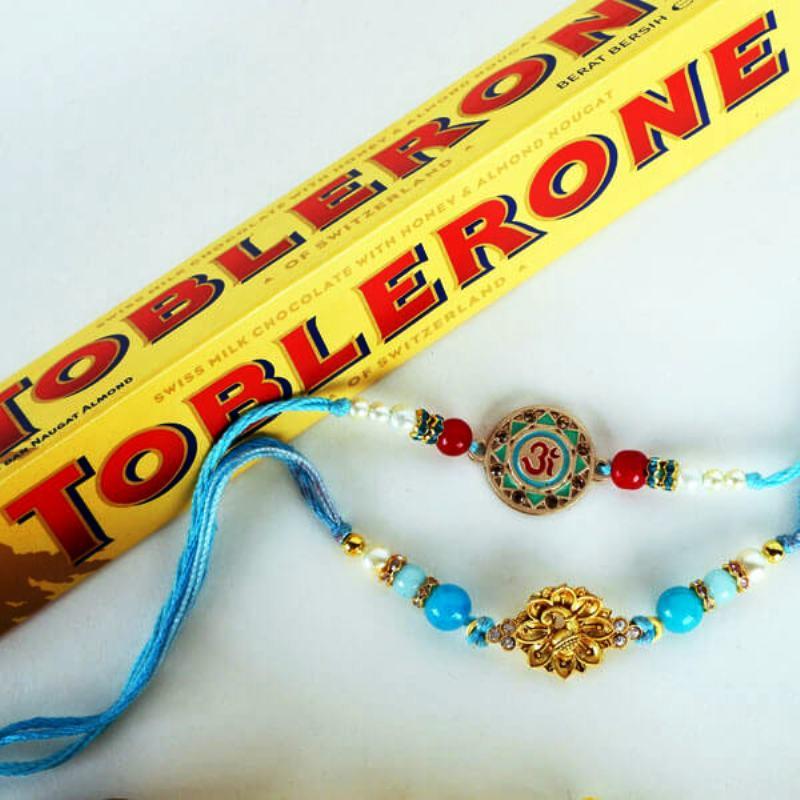 Toblerone Rakhi Delight