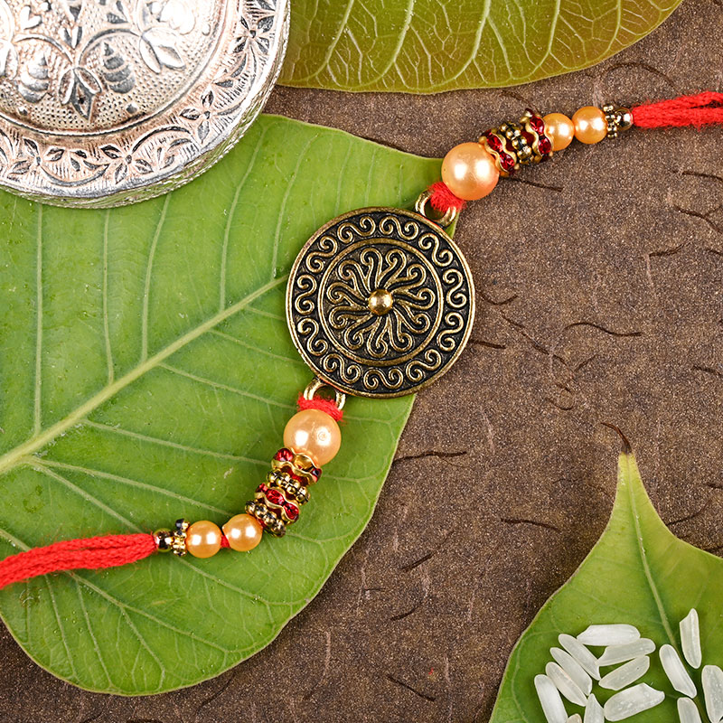 Traditional Designer Rakhi