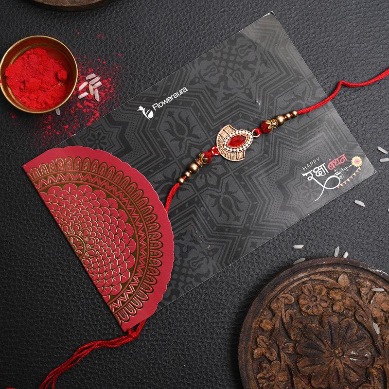 Online Designer Rakhi Delivery in India