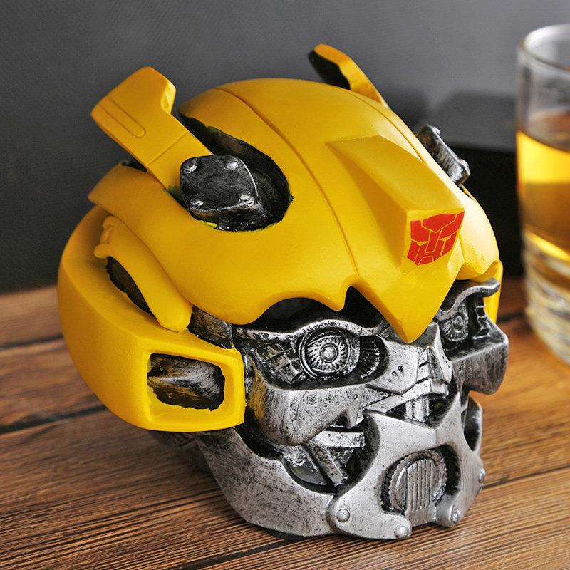 Transformer Theme Ashtray