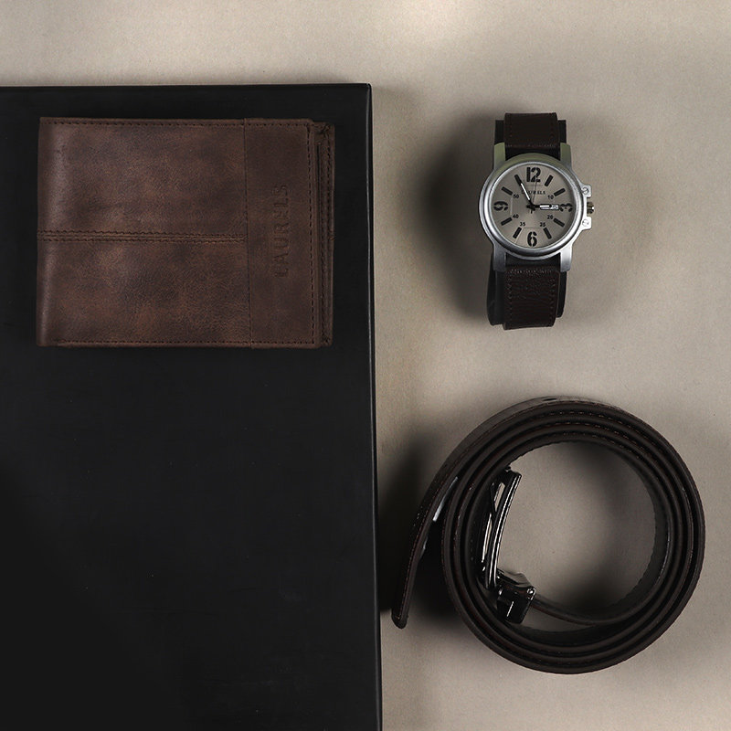 Trio Leather ComboA Premium Wallet