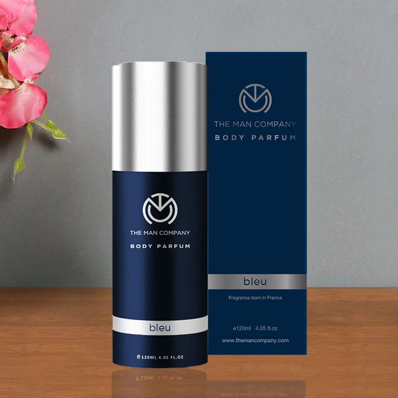 Bleu Body Perfume - First Product of Triple Perfume Paradise for men