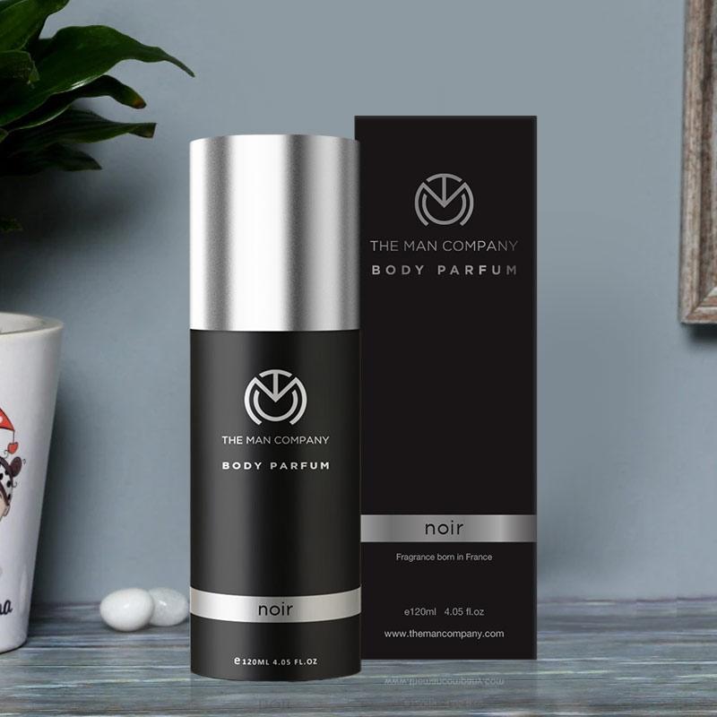 Noir Body Perfume - Second Product of Triple Perfume Paradise for men