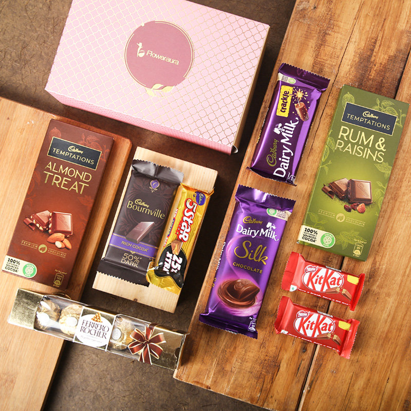 Ultimate Chocolate Gift Box