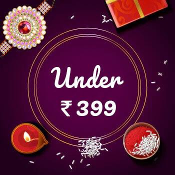 Buy Rakhi Online Under 399