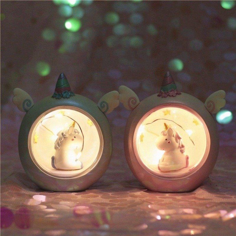 Unicorn Light Lamp