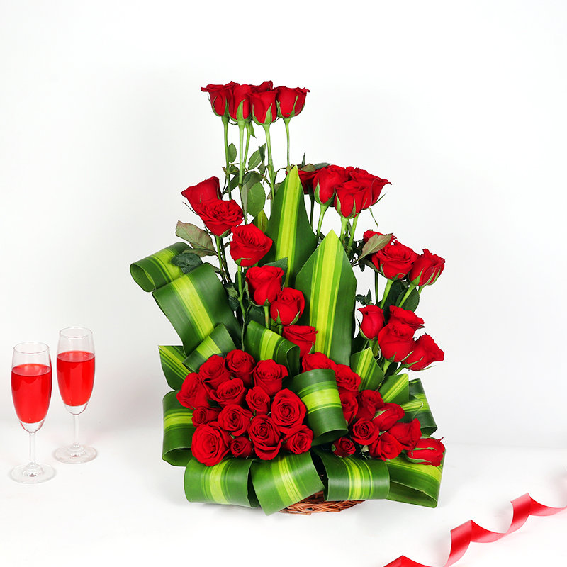 Unseen Rose Bouquet