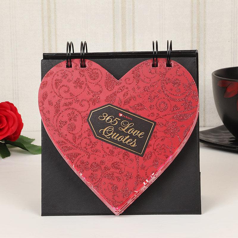 Valentine Love Calendar