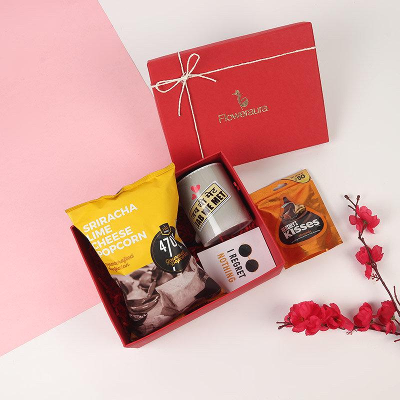 Valentine Mug N Chocolates