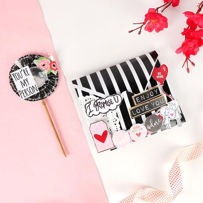 Valentine Personalised Envelope