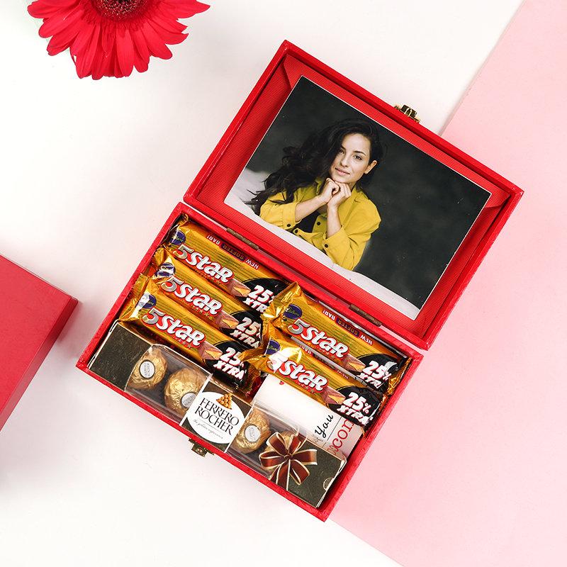 Valentines Chocolate Treats
