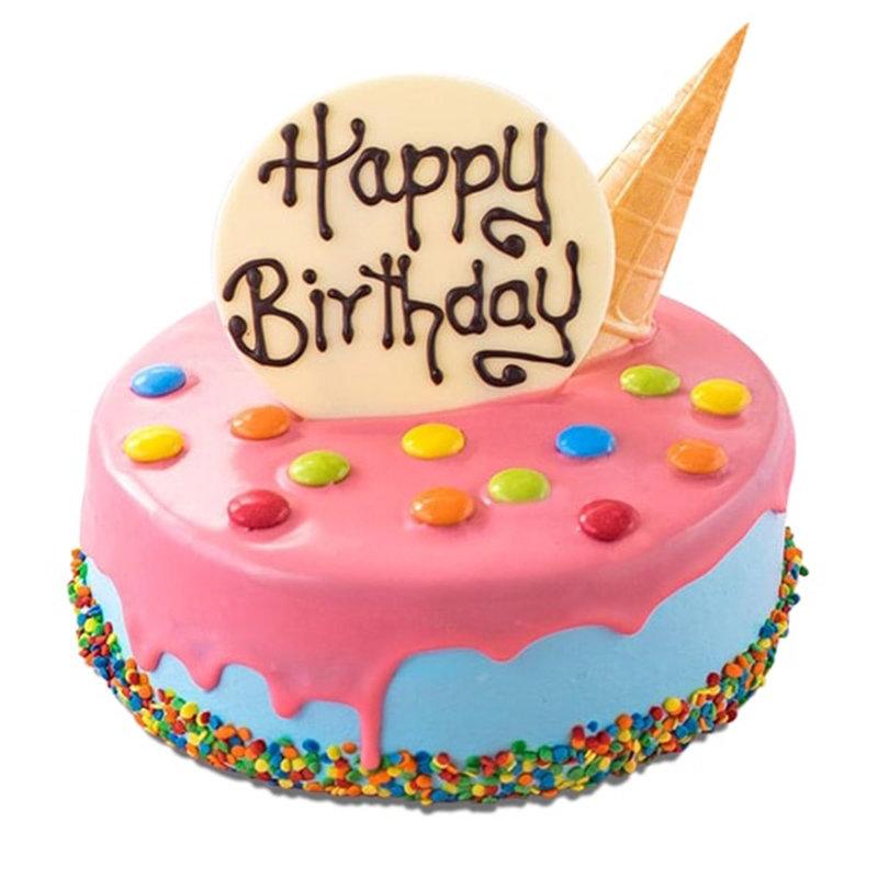 Vanilla Party Cake