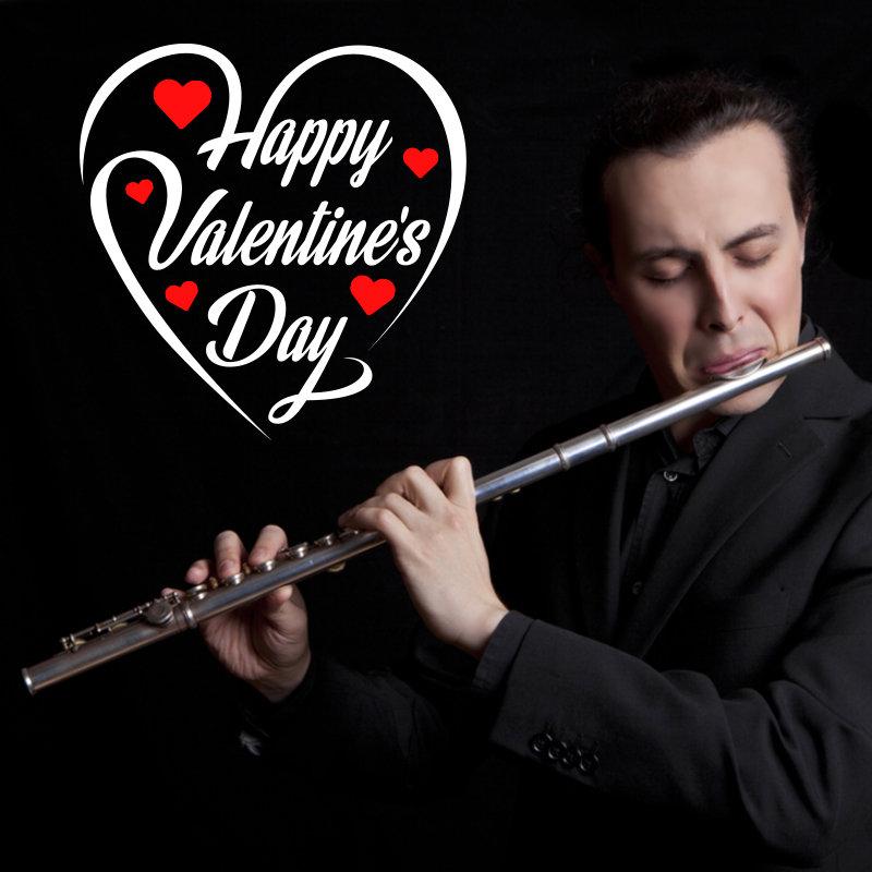 Vday Flute Wish