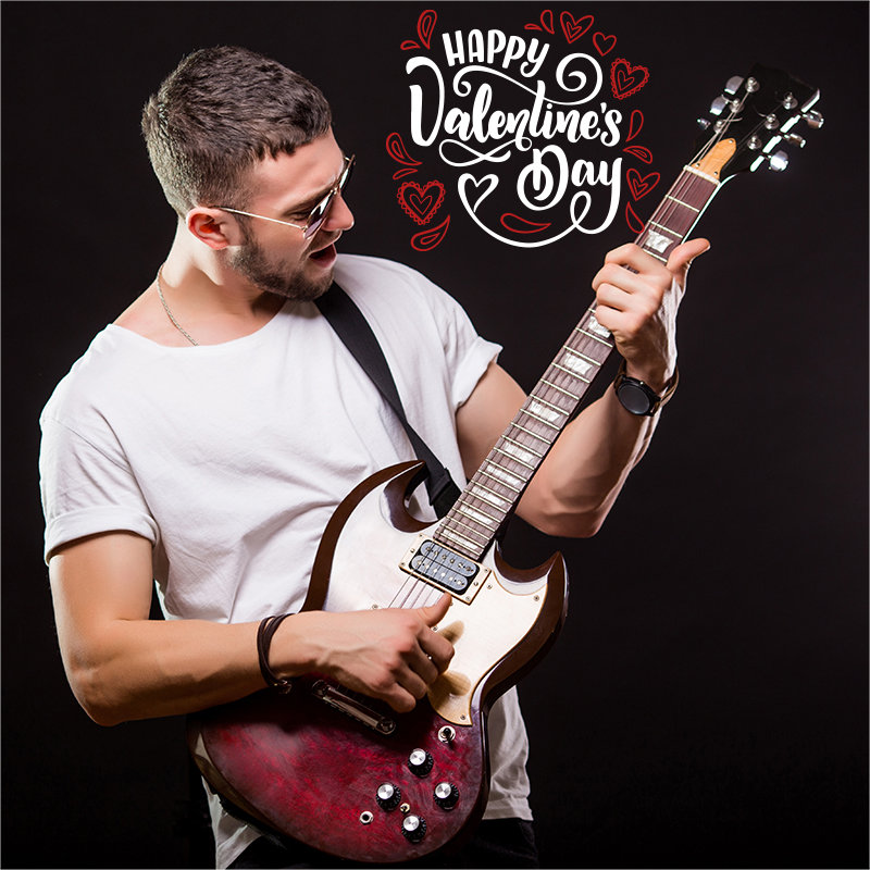 VDay Guitar Tunes