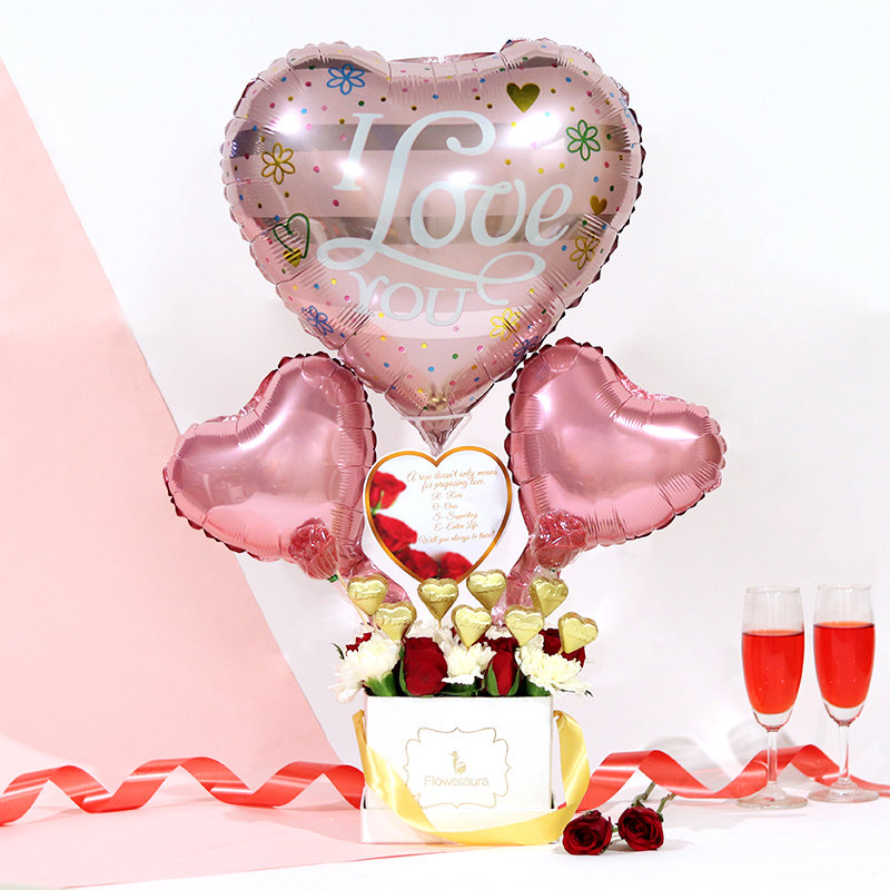 Vday Pop Box