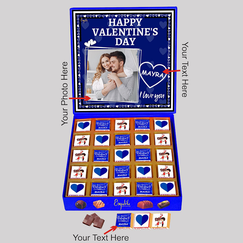 Vday Surprise Box Of Sweet Treats