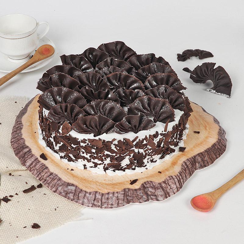 Veganlicious Forest Cake
