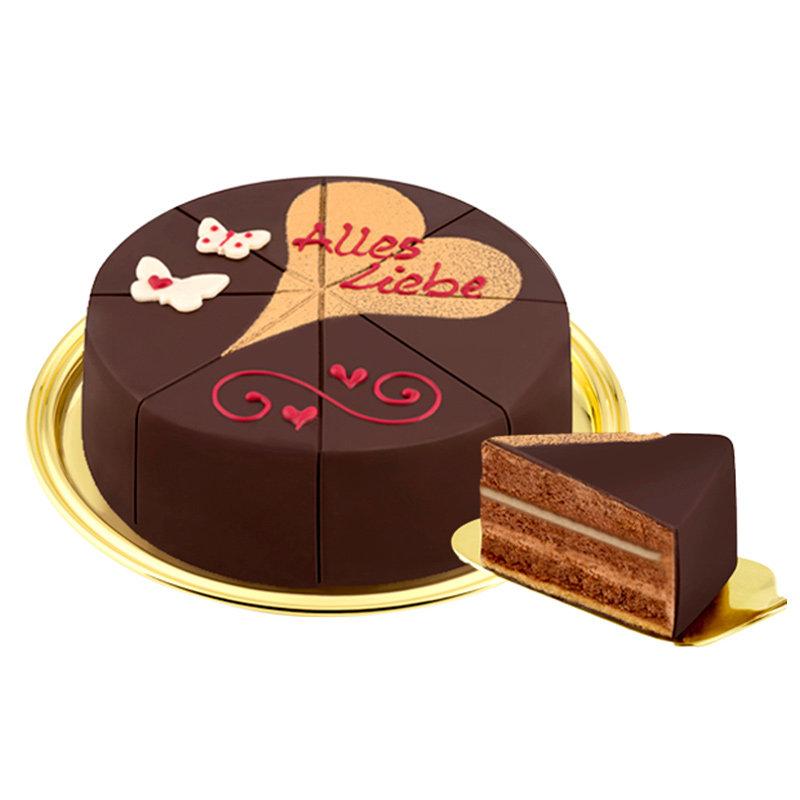 Viennese Coffeehouse Cake