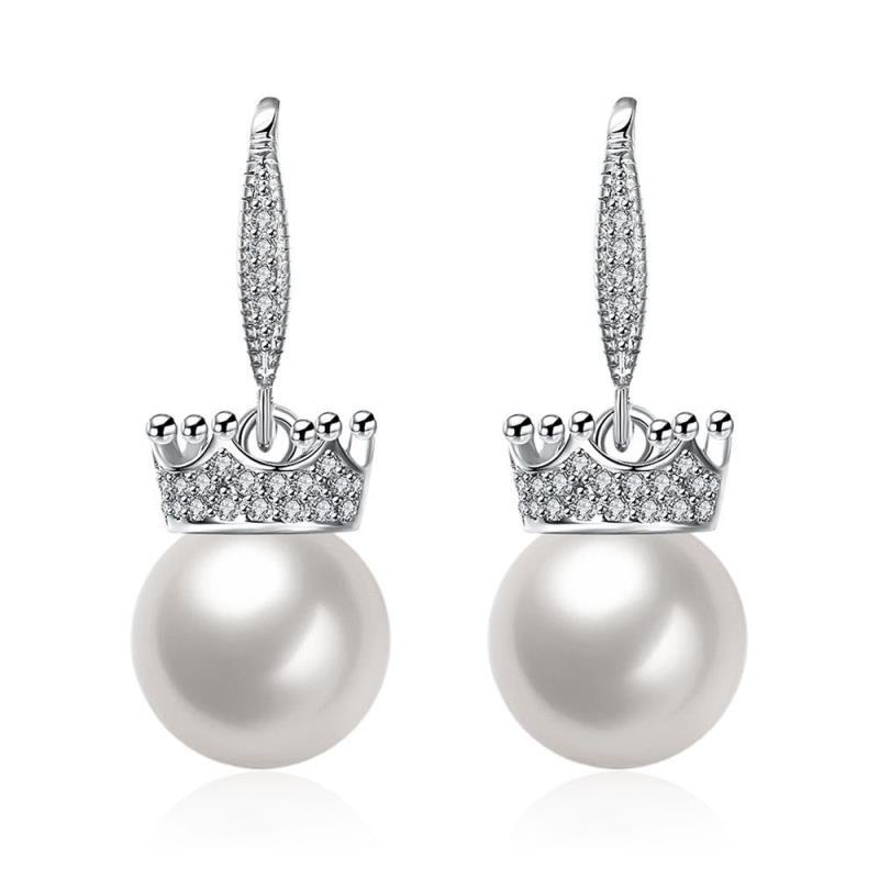 Water Pearl Earrings