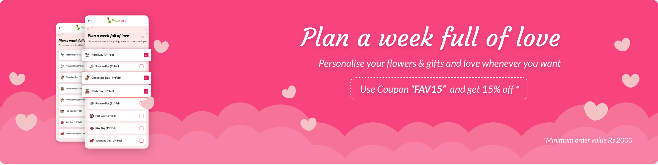 Valentine Day Serenade Gift