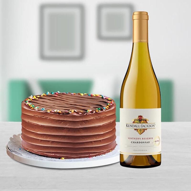Wine N Cake