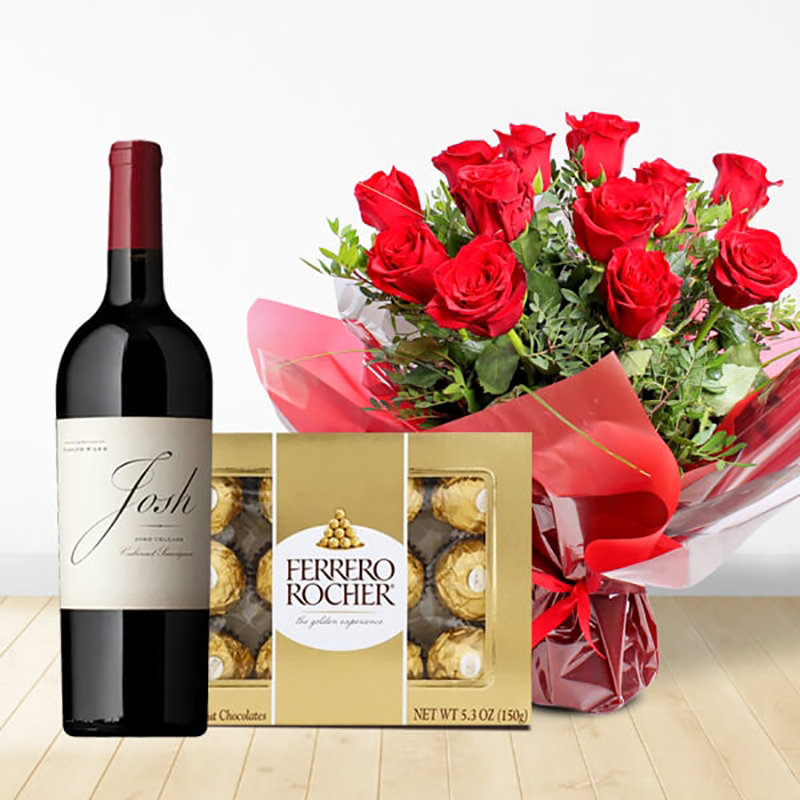 Wine N Chocolate