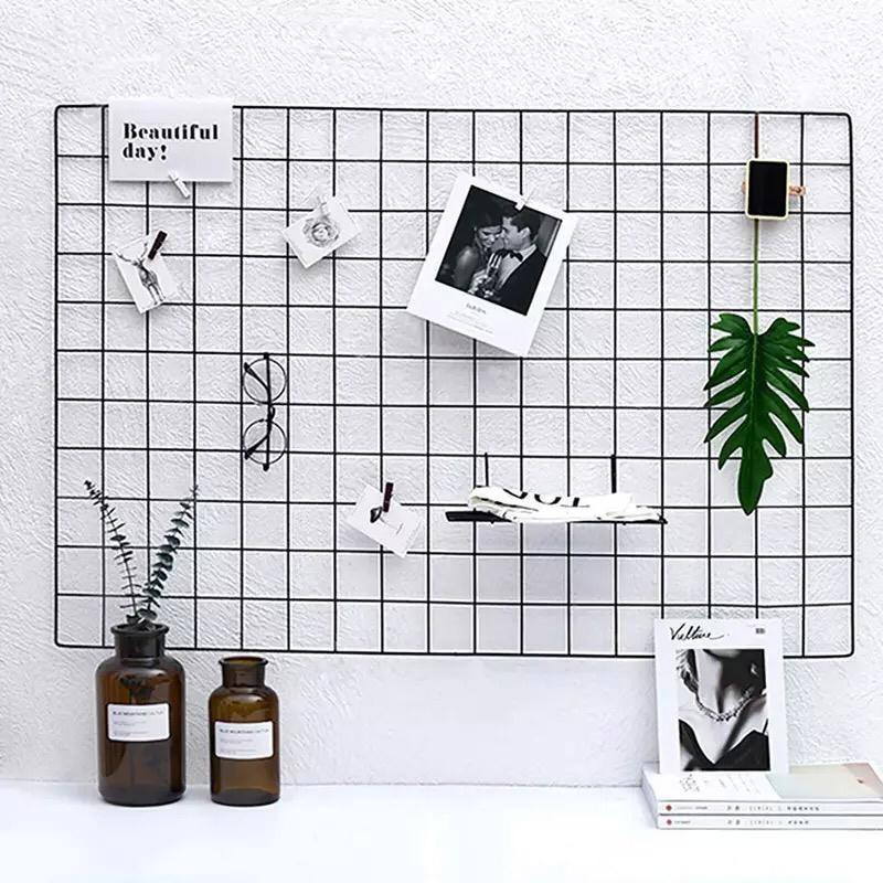 Wired Wall Grid