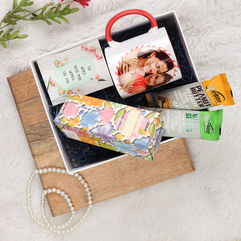 With Love For Mom Hamper