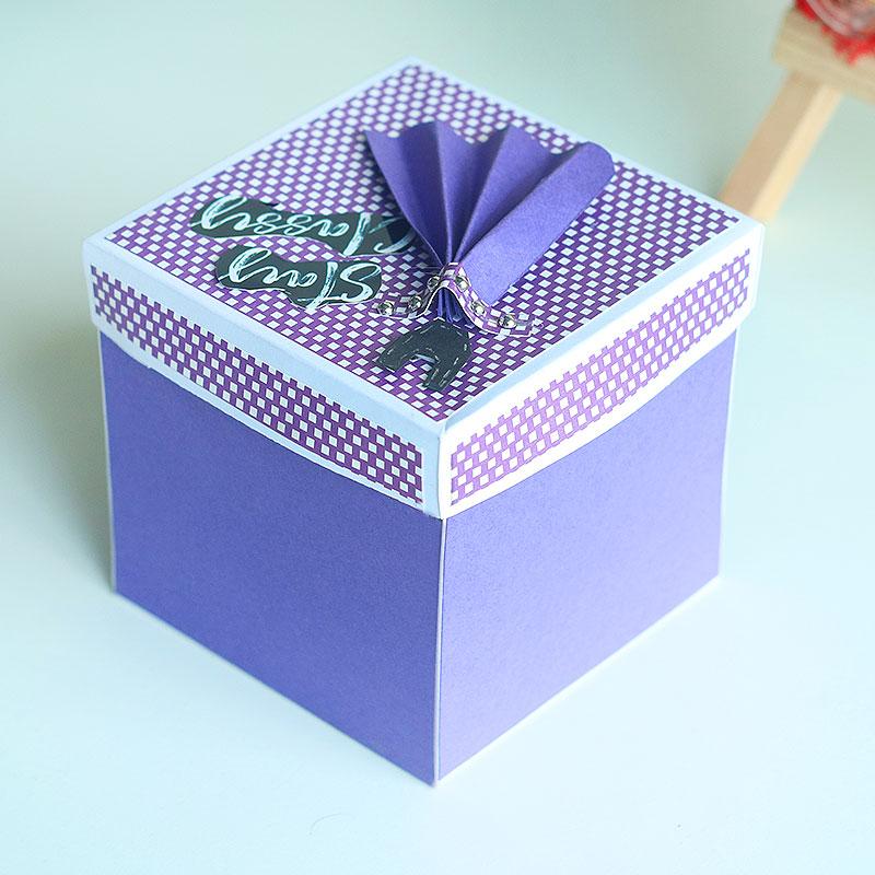 Explosion Box for Her - Rakhi Gifts for Sister Online