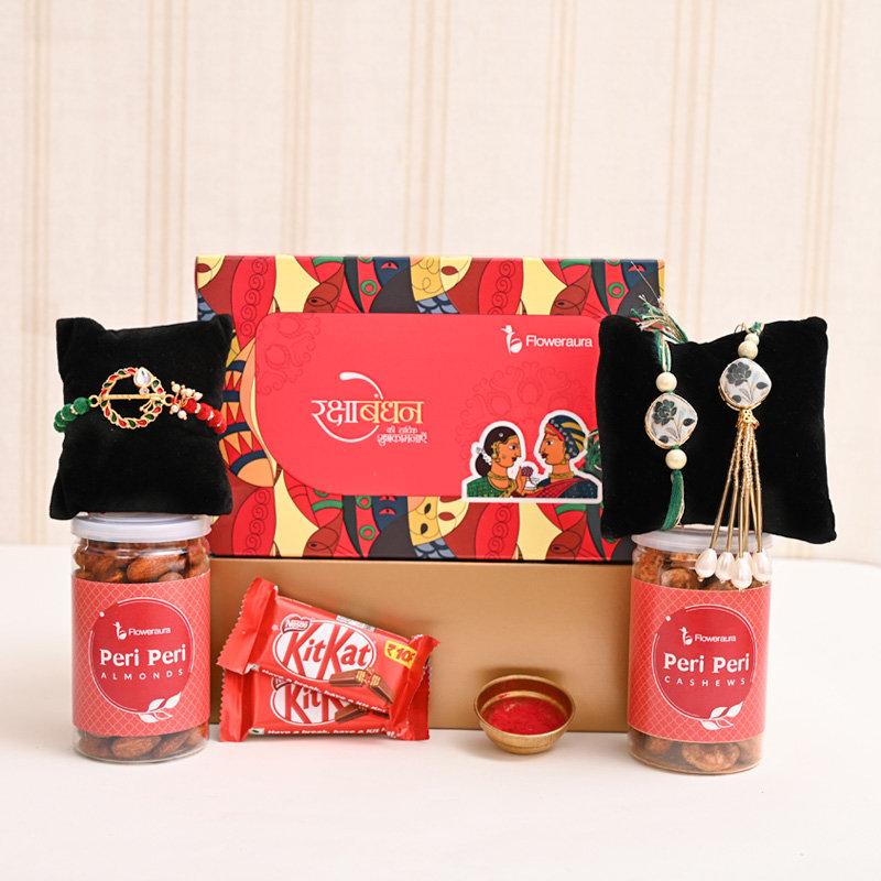 Wow Rakhi Signature Box - One Designer Rakhi