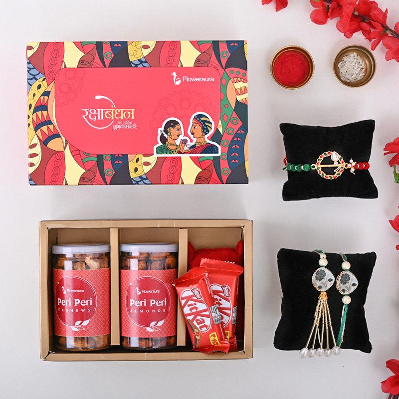 One Designer Rakhi - Wow Rakhi Signature Box